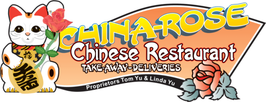 China rose logo